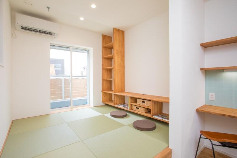 堺市 新築 和室