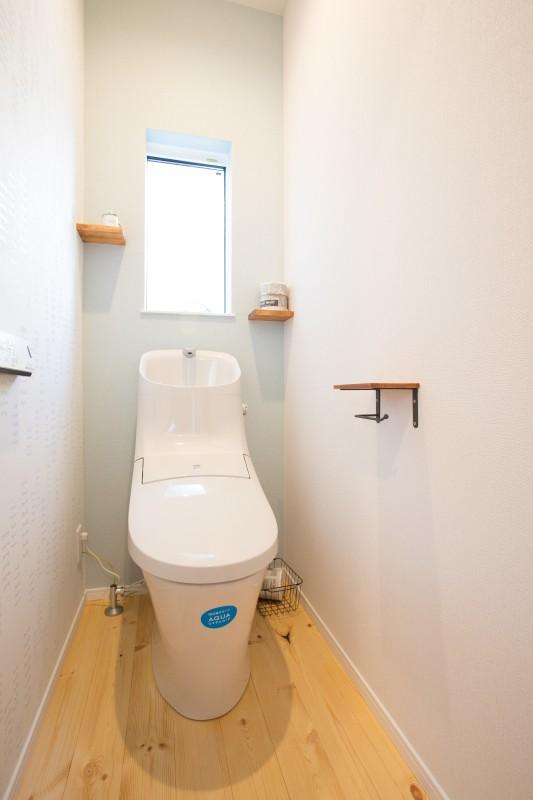 堺市 新築 サニタリー トイレ