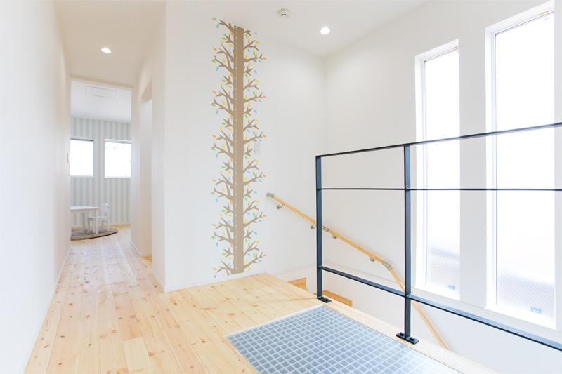 新築 注文住宅 パッシブデザインで明るいお家