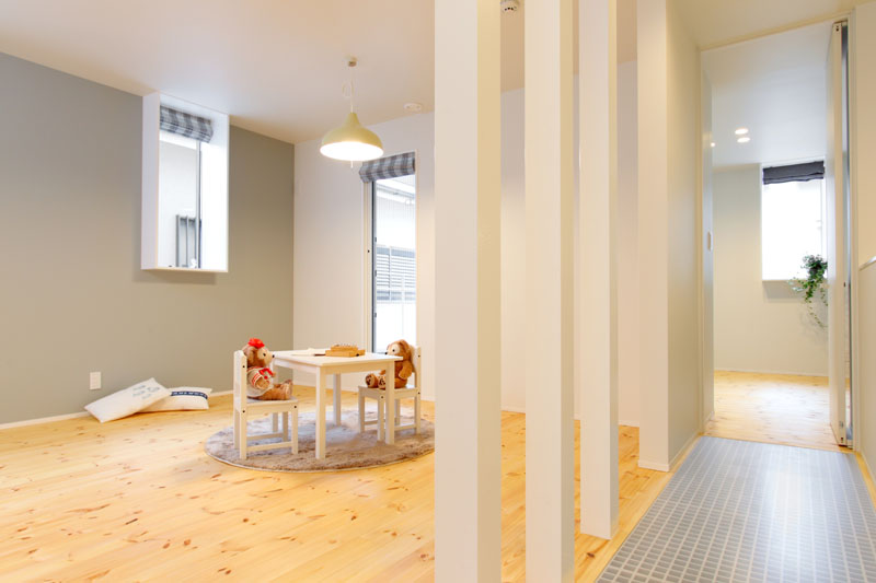 北欧デザイン 子供部屋
