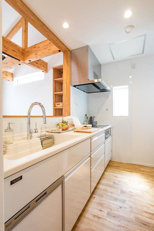 注文住宅 キッチン