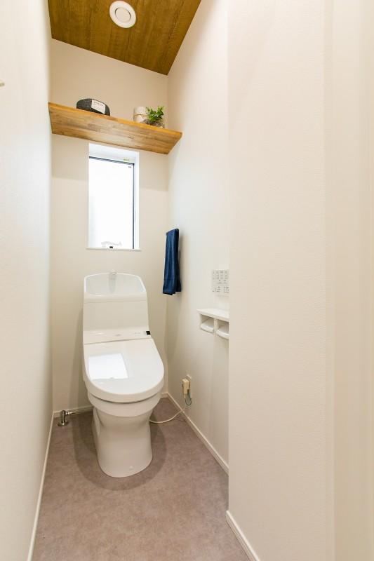 堺市 新築 トイレ