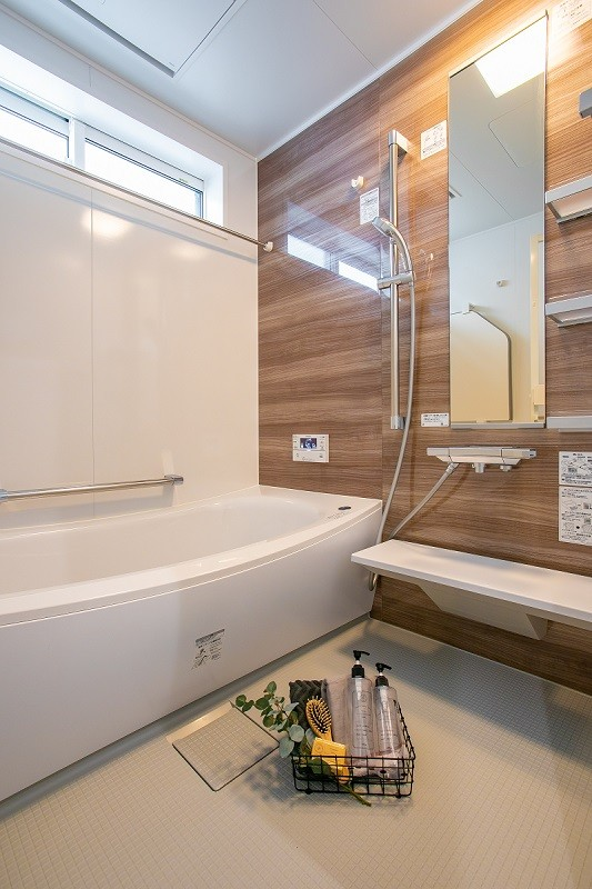 堺市 新築 お風呂