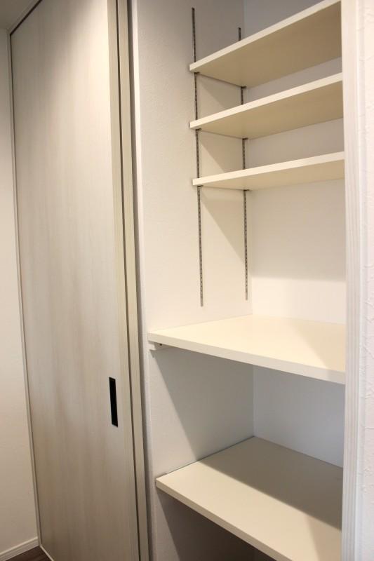 堺市 新築 キッチン収納