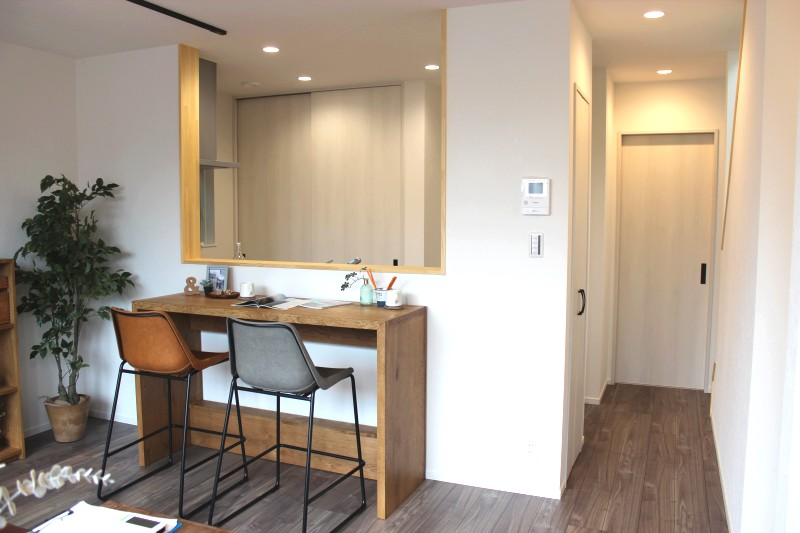 堺市 新築 キッチン