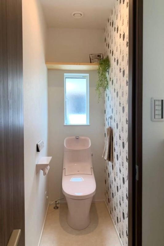 河内長野市 新築 トイレ
