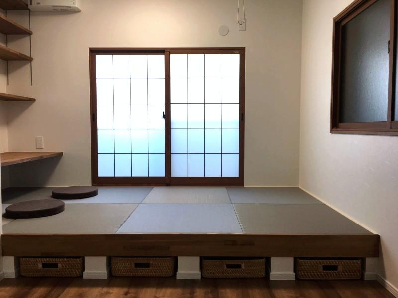 堺市北区 リフォーム リノベーション 和室