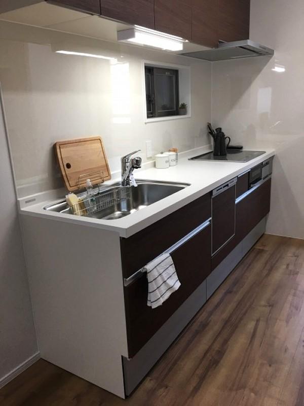 堺市北区 リフォーム リノベーション キッチン