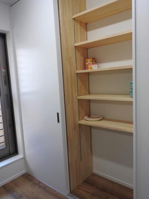 堺市北区 リフォーム リノベーション キッチン カップボード