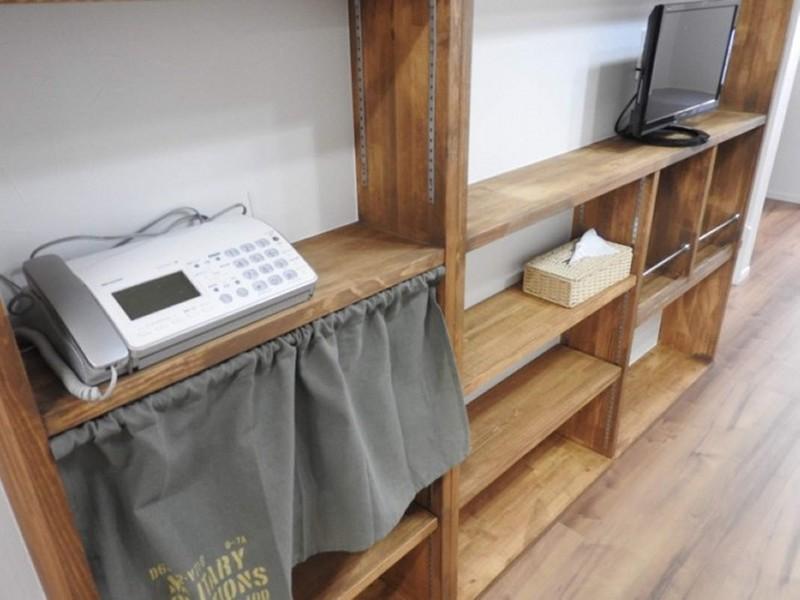 堺市北区 リフォーム リノベーション 造作 棚