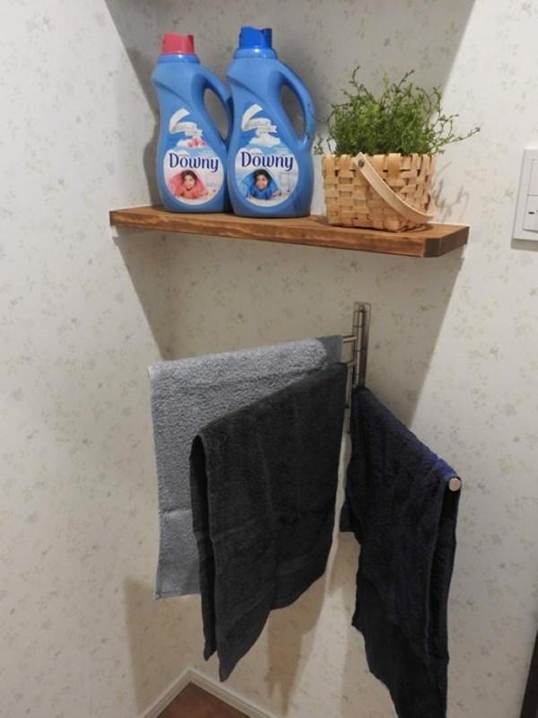 堺市北区 リフォーム リノベーション 洗面 サニタリー 収納