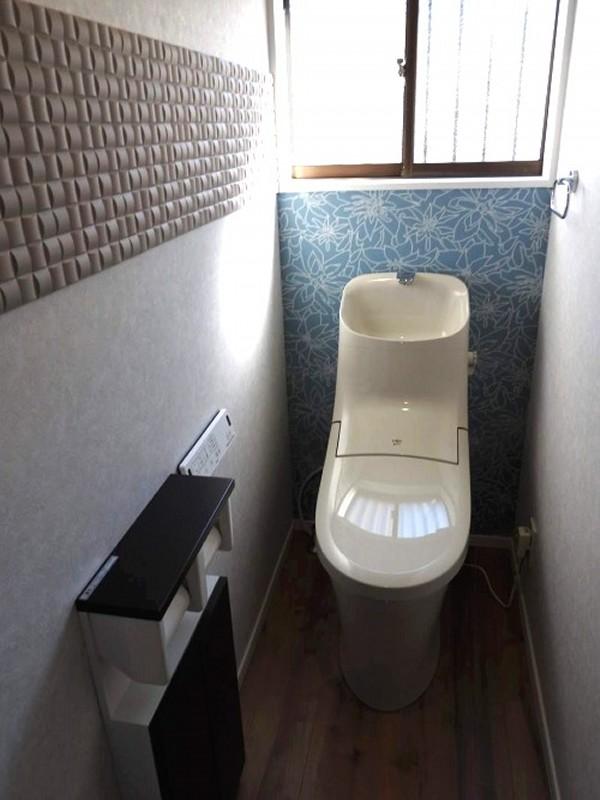 堺市北区 リフォーム リノベーション トイレ サニタリー
