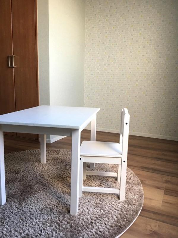堺市北区 リフォーム リノベーション 収納 子供部屋