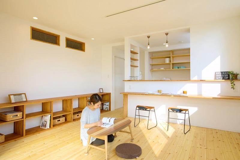 堺市 新築 リビング