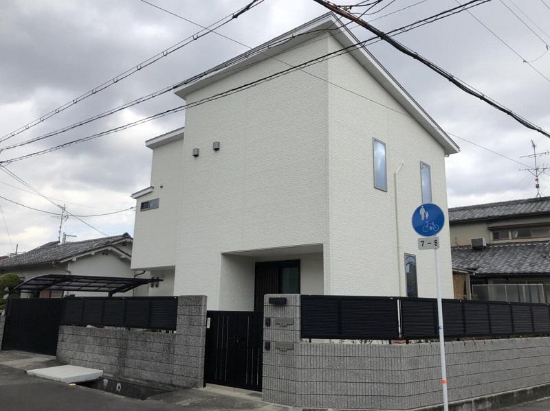 堺市 新築 外観