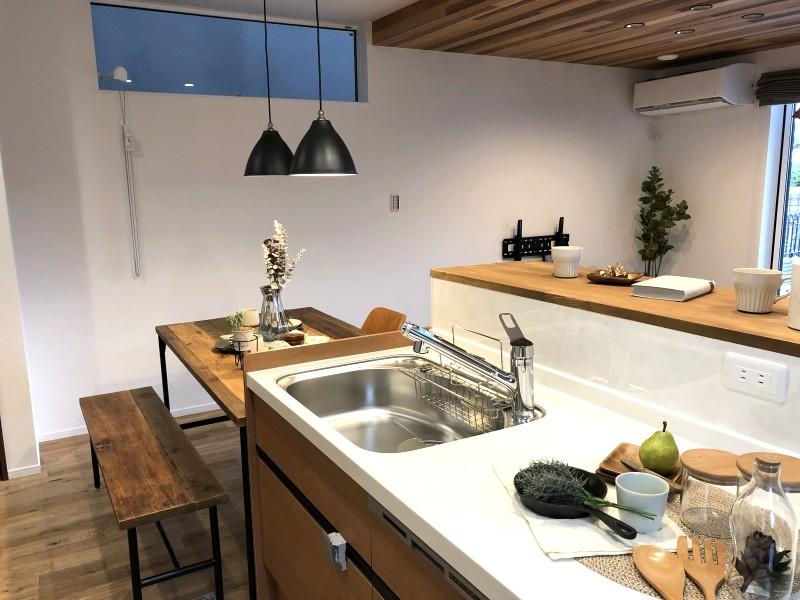 堺市 新築 注文住宅 キッチン
