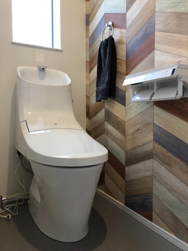 堺市 新築 注文住宅 トイレ