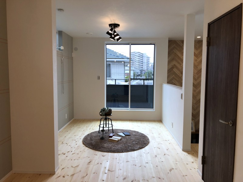 堺市 新築 注文住宅 子供部屋