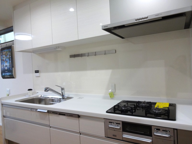 堺市北区 新築 注文住宅 施工例 キッチン