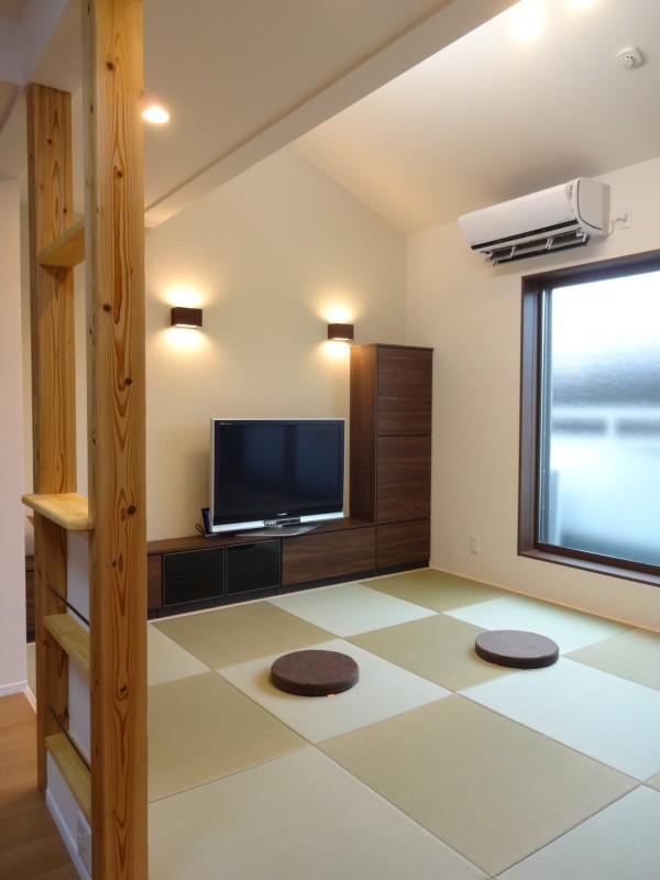 堺市北区 新築 注文住宅 施工例