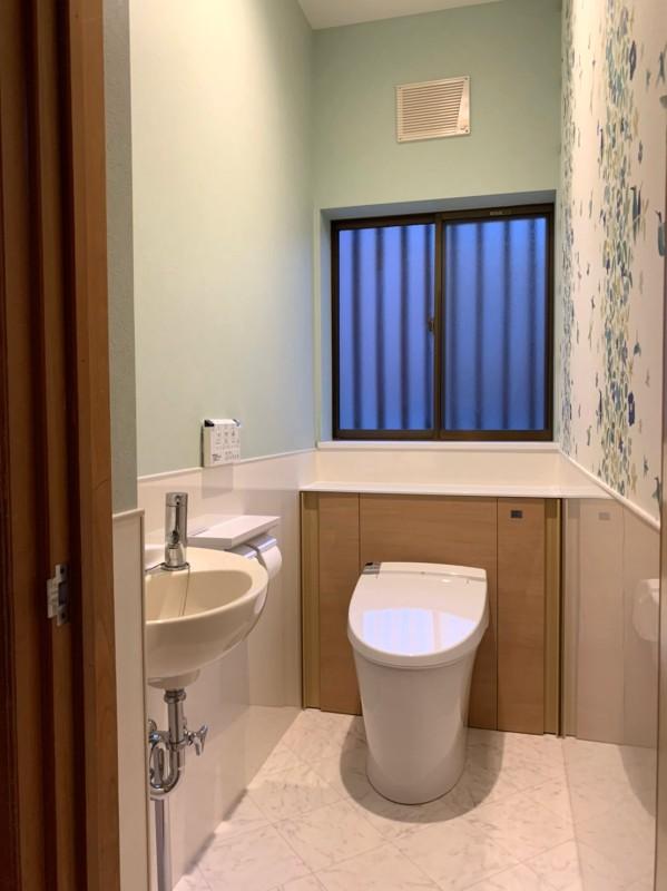堺市 リノベーション 施工例 トイレ サニタリー