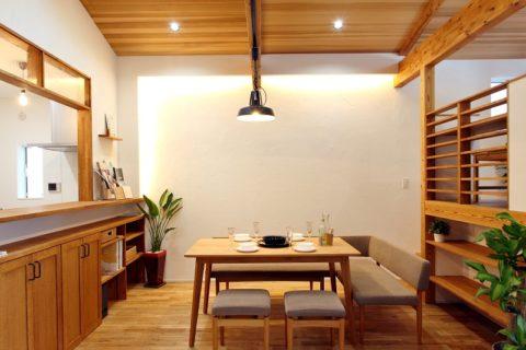 堺市北区 工務店 注文住宅 モデルルーム