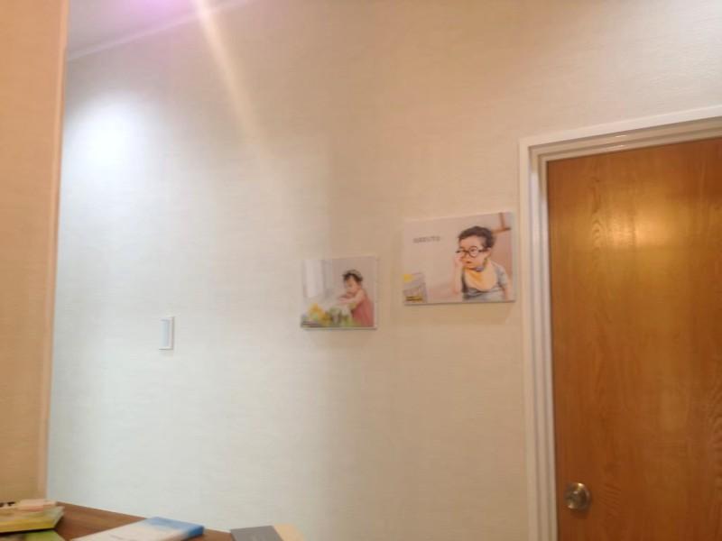 堺市 リノベーション 施工例 壁面ディスプレイ