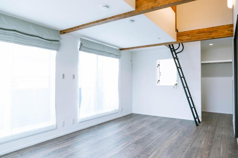 新築注文住宅 堺市西区 かわいいお部屋