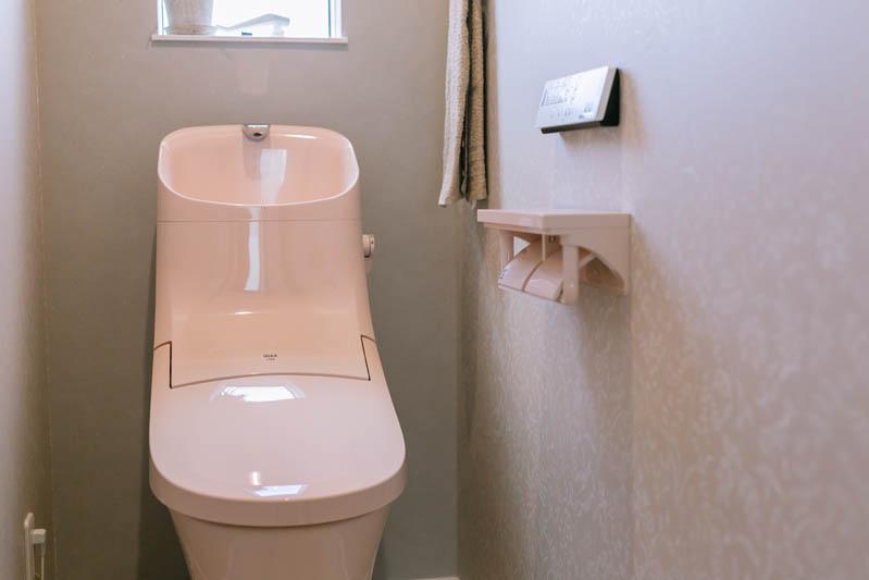 新築注文住宅 堺市西区 トイレ