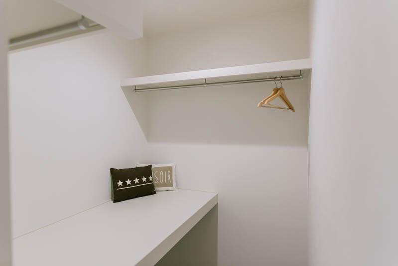 新築注文住宅 堺市西区 2Fファミリークローゼット