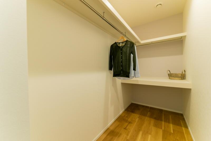 新築注文住宅 堺市北区 子供部屋から廊下へ