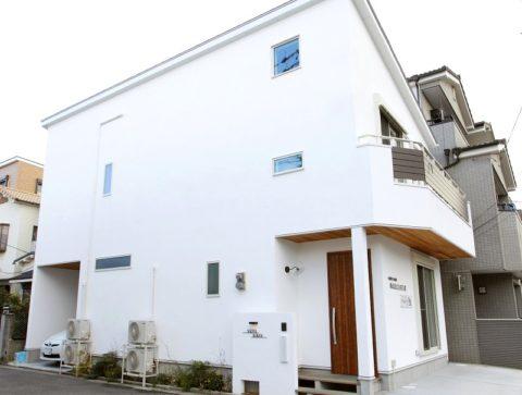 堺市北区大豆塚町 注文住宅 高性能住宅