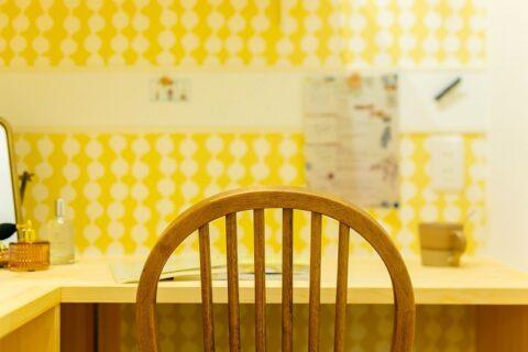 堺市北区大豆塚町 注文住宅 壁紙フィンレイソン