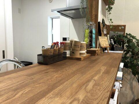 堺市北区大豆塚町 新築注文住宅 造作家具