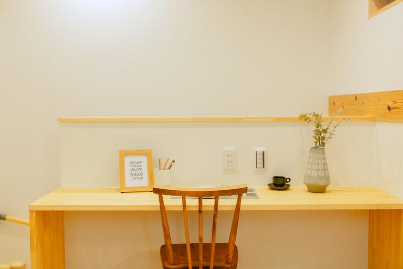 堺市北区 新築 注文住宅 おしゃれな趣味スペース