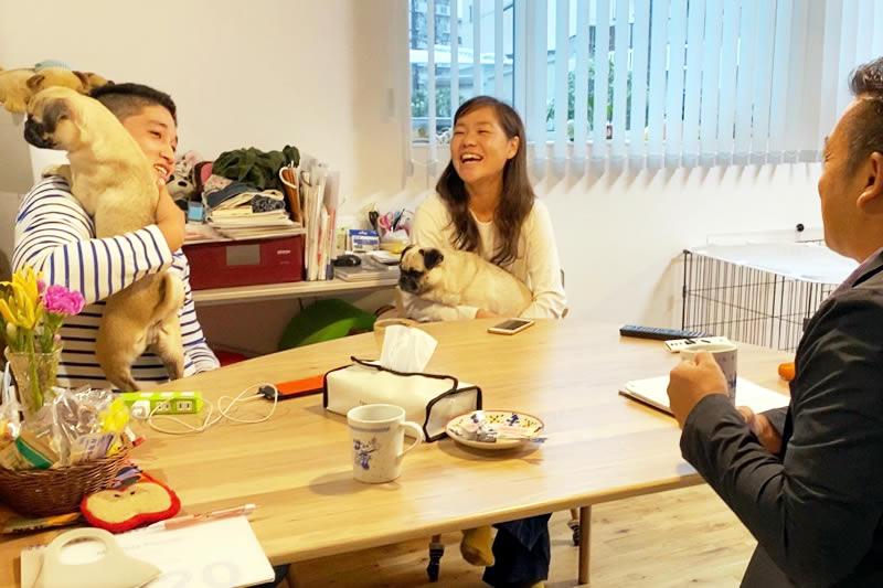 注文住宅 堺市北区 お客さまインタビュー